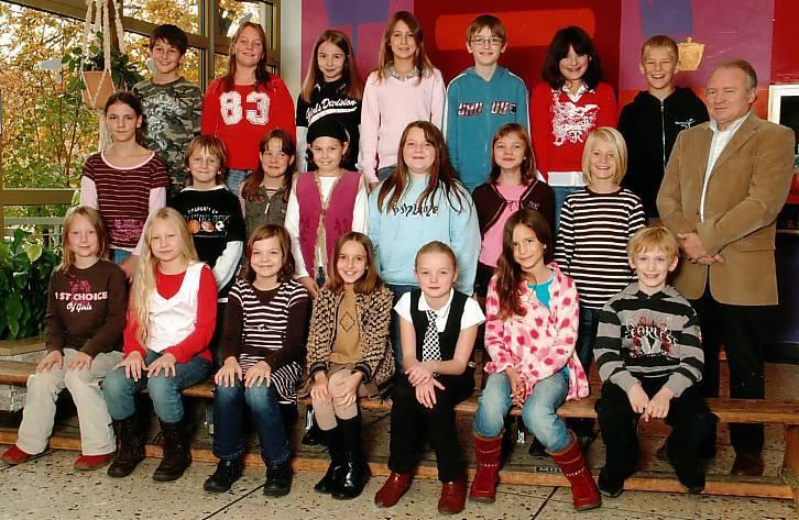"""Meine """"letzte"""" 4. Klasse (2007/2008)"""