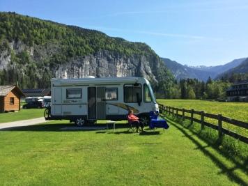 Campingplatz am Grundlsee