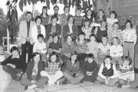 Klassenleiter 6. Kl., 1977