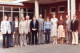 Kollegium 70er Jahre
