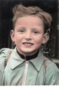 Gymnasiast 1958