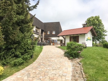 Gepflegt: Landhotel Kastanienhof