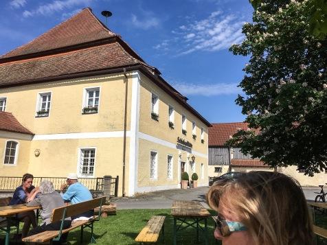 Schlossgaststätte im Schloss