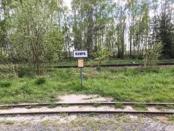 Bahnanschluss