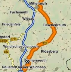 Neustadt - Mitterteich