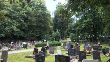 Ev. Zentralfriedhof Regensburg