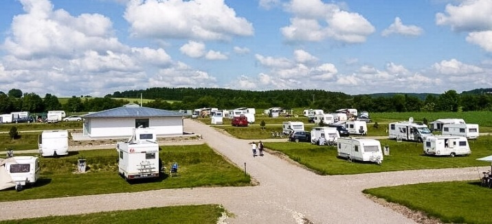 Campingplatz Freizeitinsel