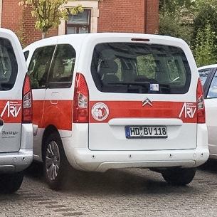"""""""Unser"""" Dienstwagen"""