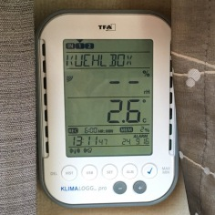Kühlschranktemperatur