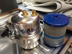 Seagull Filtergehäuse und -Einsatz
