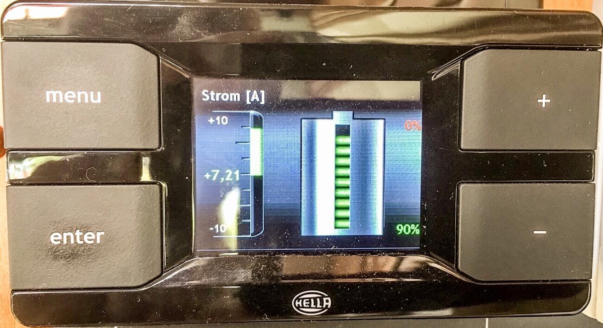 Umrüstung auf LiFePO4-basierte Bordstromversorgung im WoMo