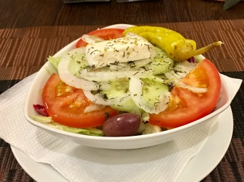 Beilagen-Salatteller