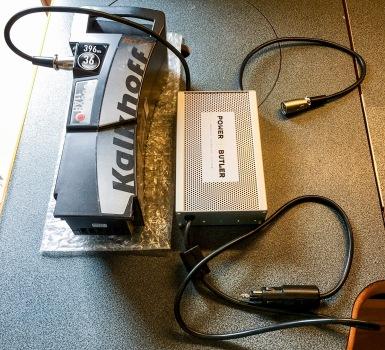 PowerButler mit 1 Akku ...