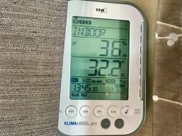 Temperatur vorn im WoMo