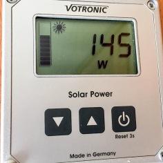 145 W Solarenergie