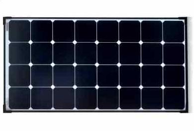 110Wp-Solarmodul