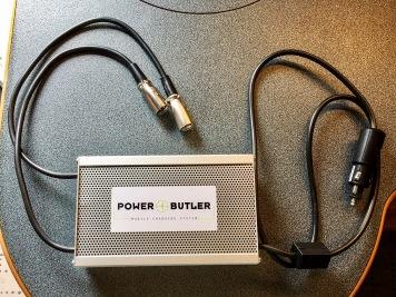 PowerButler für eBike-Akkus