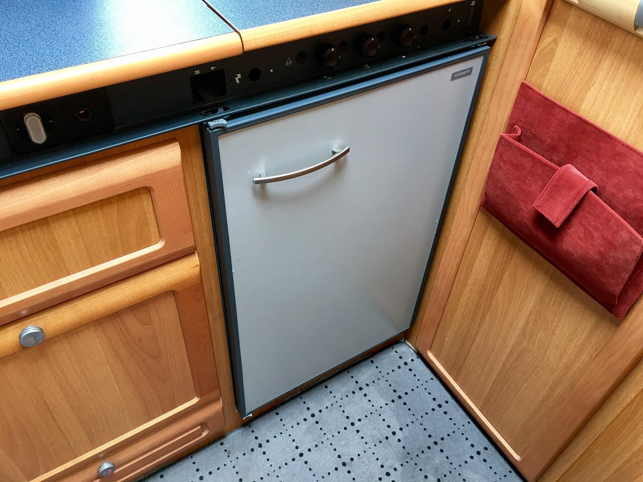 Electrolux Kühlschrank Wohnmobil : Kühlschrank kompressor statt absorber u erste eindrücke u werners