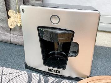 ... Mini-Kaffeepad-Automat