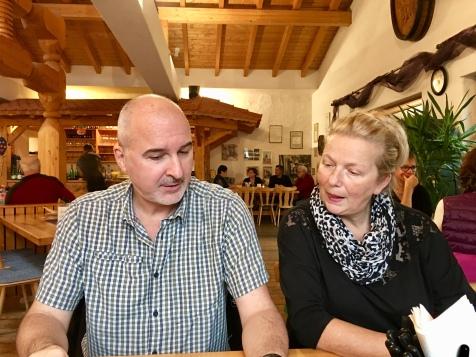 Harald und Maria in der ...