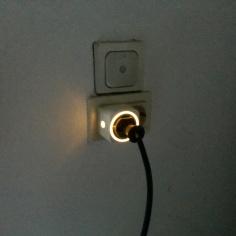 Rot: Höhe Stromaufnahme