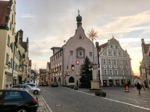 Marktplatz Abensberg