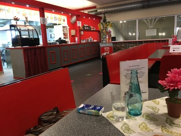 Selbstbedienungsrestaurant