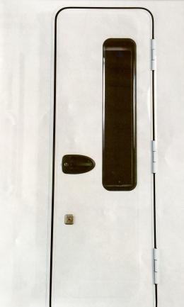 Tegos-Tür außen
