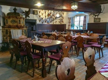 Historischer Gastraum